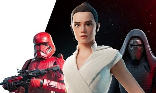 В Fortnite отмечают День «Звездных войн»