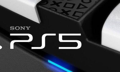 Новое видео показало дизайн PS5