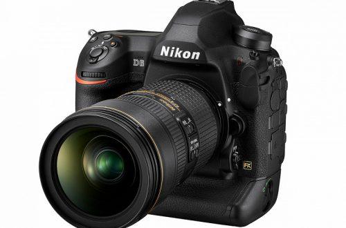 Названа дата начала продаж зеркальной фотокамеры Nikon D6