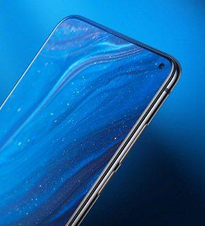 Meizu 17 получил экран Samsung с врезанной камерой