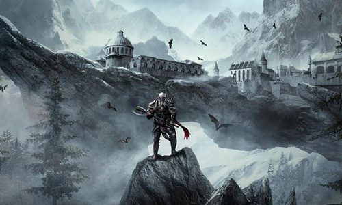 The Elder Scrolls Online получит русский язык с выходом «Греймур»
