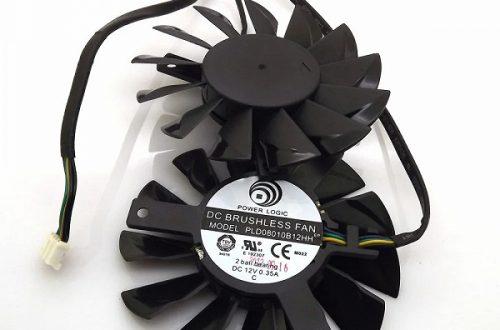 Power Logic рассчитывает на увеличение поставок видеокарт во втором полугодии