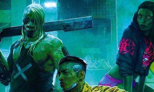 Раскрыты банды из Cyberpunk 2077