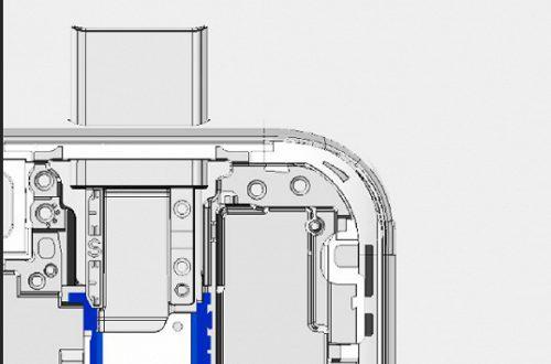 Редчайший случай: не представленный пока официально Honor X10 предстал на изображениях CAD