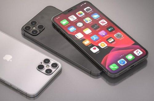 Apple утвердила финальный дизайн iPhone 12