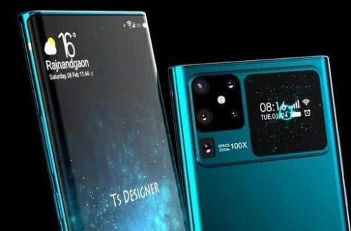 «Космический» 100-кратный зум и дополнительный экран в блоке основной камеры. Huawei Mate 40 Pro позирует на рендерах