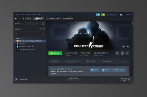 Обновление культовой стрелялки CS:GO для Windows оказалось с большим подвохом