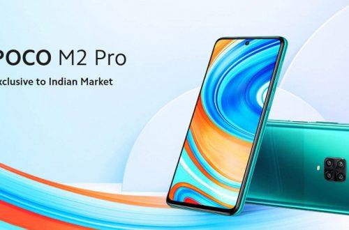 Смартфон Poco M2 Pro подтвержден