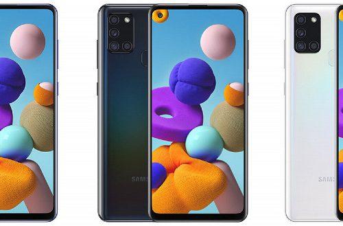 Стала известна цена очередного очень автономного бюджетника Samsung. Galaxy A21s появится в продаже в ближайшее время