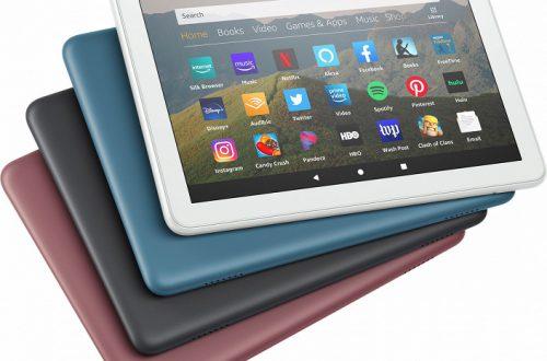 Представлен «совершенно новый» планшет Amazon Fire HD 8 и его разновидность Fire HD 8 Plus