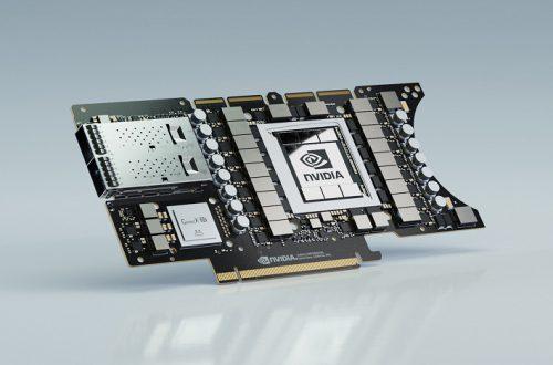 Появилось первое изображение карты расширения Nvidia Tesla A100 Ampere