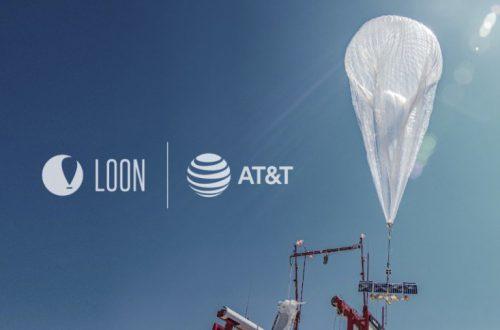 Loon и AT&T будут вместе обеспечивать связь в чрезвычайных ситуациях