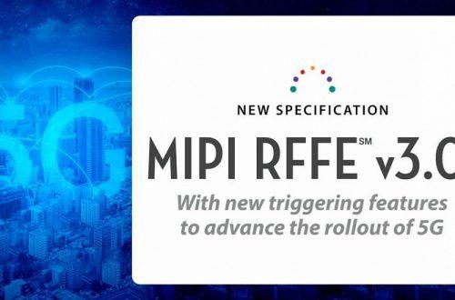 Представлена спецификация MIPI RFFE v3.0