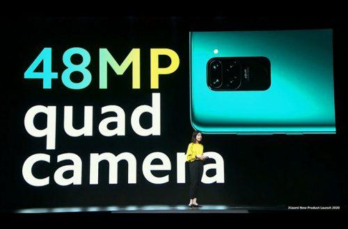 Водозащита, 48 Мп, квадрокамера, 5020 мА·ч и MediaTek Helio G85 за $200. Представлен Redmi Note 9