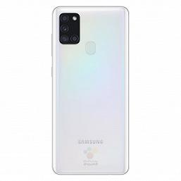 Очередной бюджетник Samsung с огромным аккумулятором и новейшей платформой. Galaxy A21s выйдет уже в конце месяца