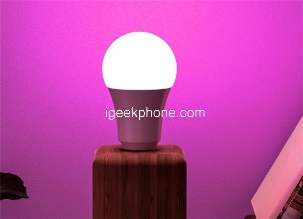 Xiaomi представила новую умную лампу