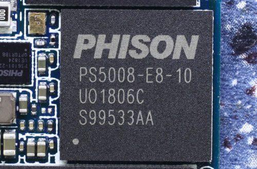 Контроллеры Phison поддерживают флеш-память 3D NAND производства YMTC