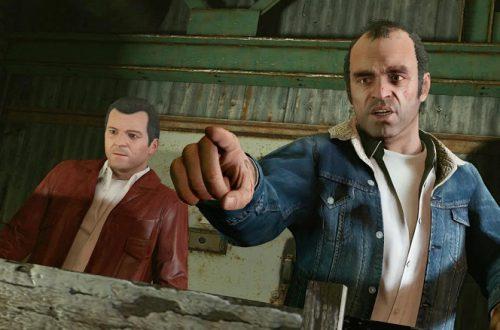 Легендарная игра Grand Theft Auto V становится бесплатной