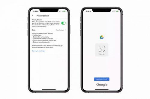 Google Drive стал безопаснее на iOS и iPadOS