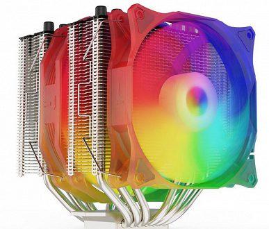 Представлена мощная система охлаждения SilentiumPC Grandis 3 EVO ARGB