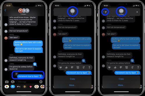 Apple изобретает SMS заново. iMessage в iPhone ждут большие перемены