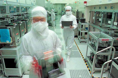Вашингтон ведет переговоры с производителями микросхем о строительстве заводов в США