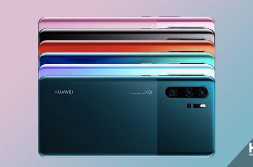 Huawei внезапно решила выпустить новый Huawei P30 Pro с сервисами Google