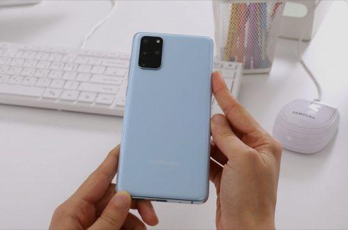 Samsung Galaxy S20+ занял только 10 место в рейтинге DxOMark при цене 1200 долларов