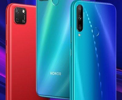 В России стартовали продажи бюджетных смартфонов серии Honor 9 дешевле ожидаемого