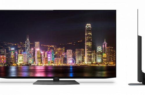 Sharp представила свои первые телевизоры с экранами OLED