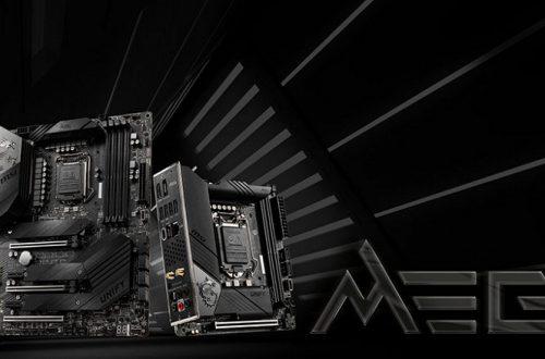 Без RGB. Представлены системные платы MSI MEG Z490 Unify и MEG Z490I Unify