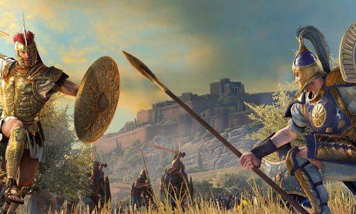 A Total War Saga: Troy можно будет скачать бесплатно в EGS