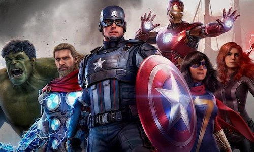 Безумие и яркие краски на новом кадре Marvel's Avengers