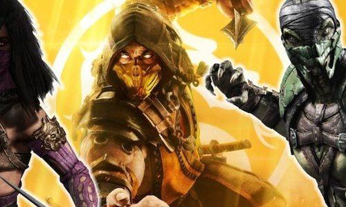 Утечка. В Mortal Kombat 11 появятся новые персонажи