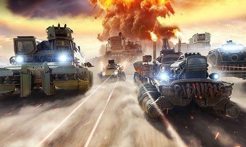 Детали обновления Doomsday Cars для Crossout