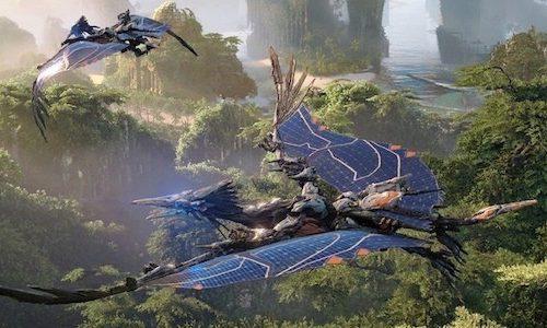 Детали мира и новшества Horizon 2: Forbidden West