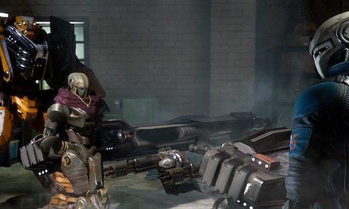 Игру Disintegration уже можно скачать