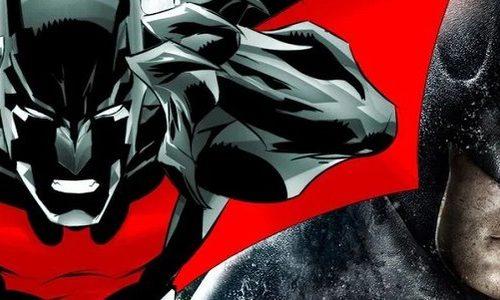 Слитый логотип новой Batman Arkham тизерит Бэтмена будущего