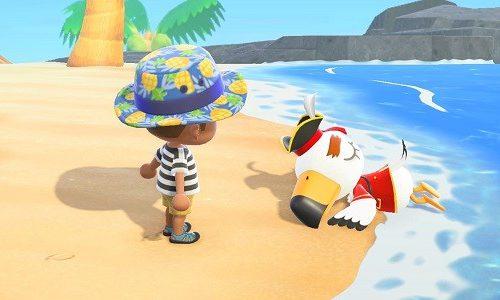 Детали летнего обновления Animal Crossing New Horizons