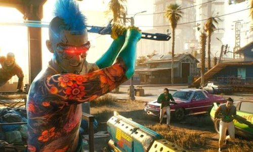 В Cyberpunk 2077 можно играть как в GTA 5, но это плохая идея