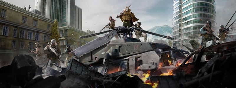 Раскрыты детали 5 сезона Call of Duty Warzone