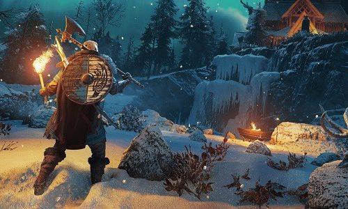Официальный геймплей Assassin's Creed Valhalla показал рейд