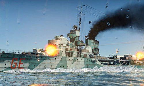 В War Thunder отметили День ВМФ России