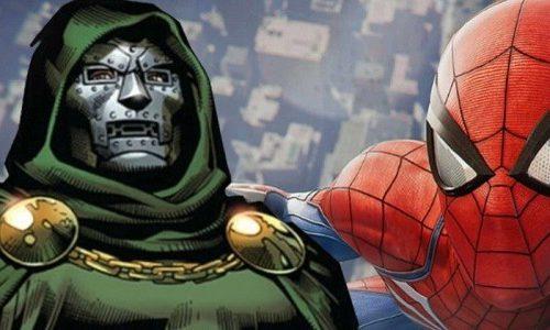 Показано, как Доктор Дум может выглядеть в новом «Человеке-пауке»