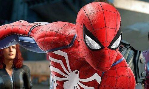 Человек-паук появится в Marvel's Avengers. Но только на PS4
