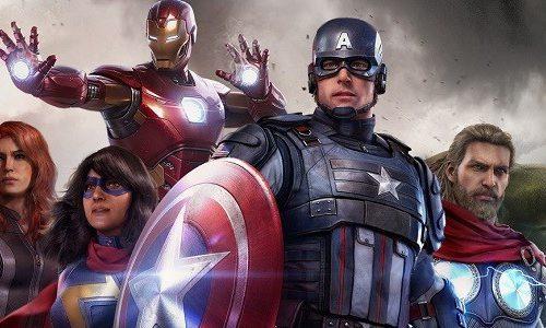 Черная пантера и Алая ведьма появятся в Marvel's Avengers