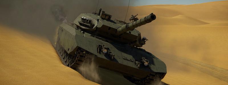 В War Thunder началось событие «Операция Л.Е.Т.О.»