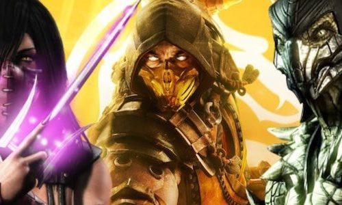 Тизер нового персонажа Mortal Kombat 11