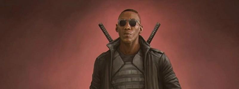 Блэйд появился в Fortnite раньше киновселенной Marvel