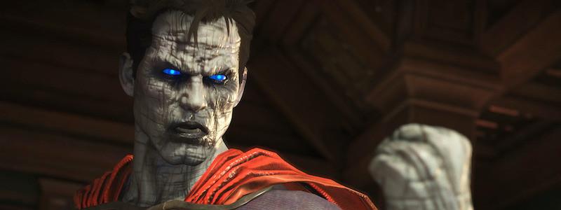 Раскрыта жуткая копия Супермена из отмененной игры